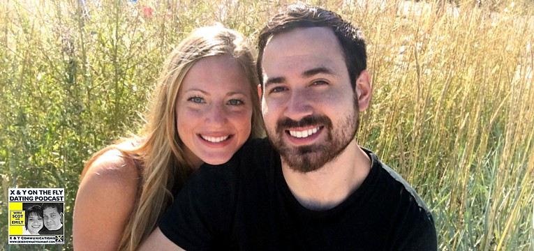 Justin Stenstrom and Sarah Rudin