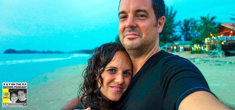 Stephen and Theresa